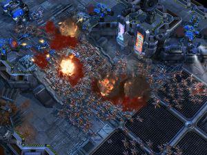 Starcraft Zerg Rush