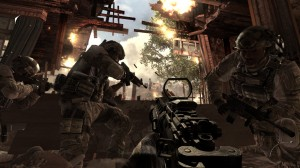 Call of Duty Modern Warfare 3 Combat