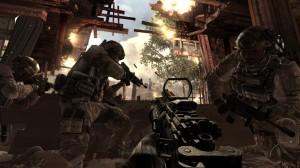 Call of Duty Modern Warfare 3 Combat