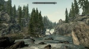 Skyrim Scenery