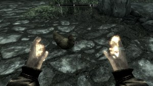 Skyrim Chicken