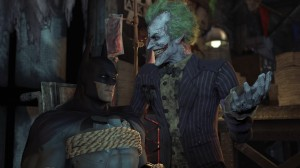 Batman Arkham City Joker Batman