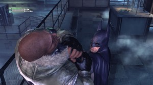 Batman Arkham City Combat