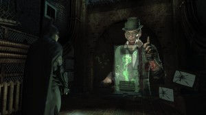 Batman Arkham City Riddler