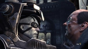 Batman Arkham City Mr. Freeze Penguin