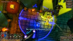 Dungeon Defenders Harpoon Turrets