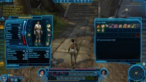 Star Wars The Old Republic Inventory Space
