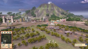 Tropico 4 Volcano