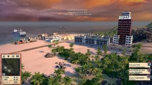 Tropico 4 Skyscraper Hotel