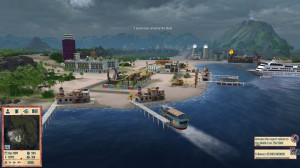 Tropico 4 Tourist Dock