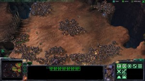 Starcraft II SCV Smile