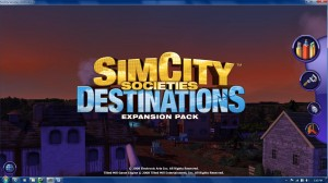 SimCity Societies & SimCity Societies Destinations
