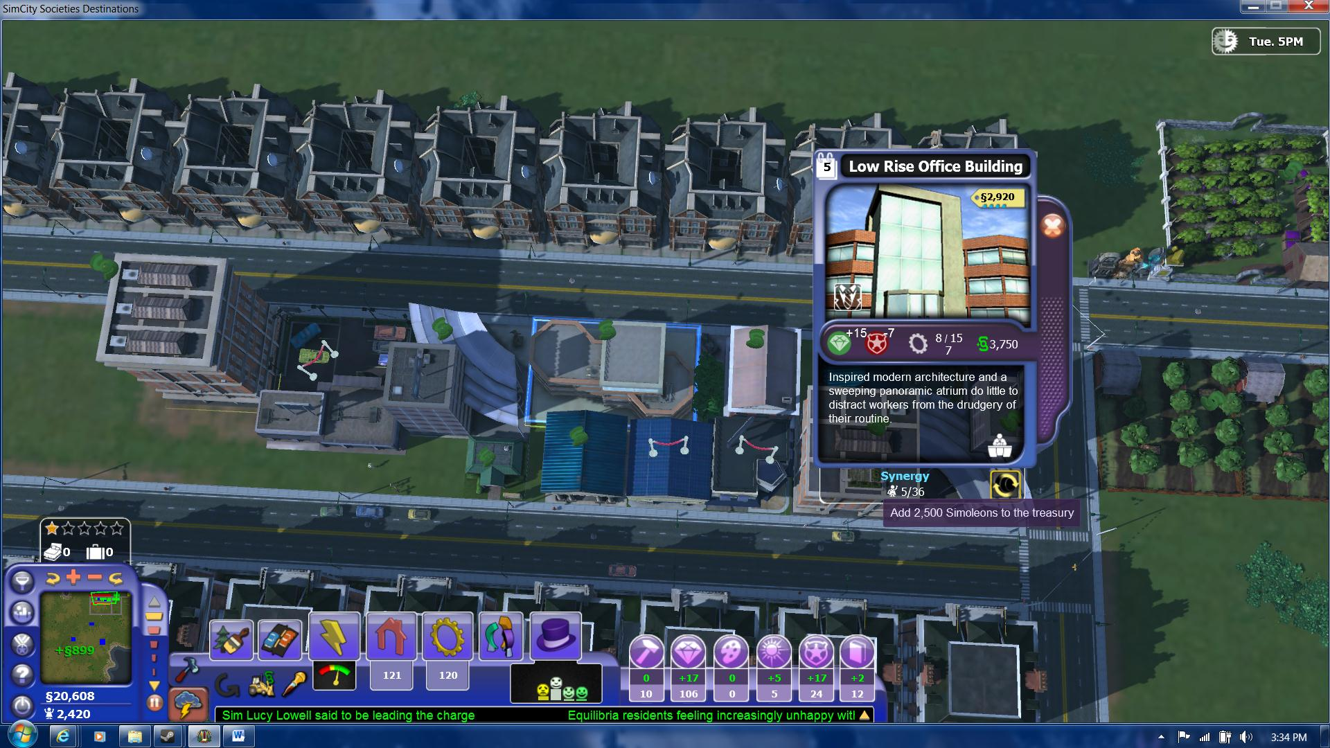 simcity societies & destinations