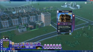 SimCity Societies Police