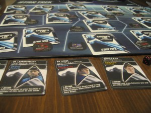 Star Trek Expeditions Cards