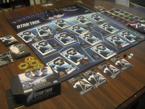 Star Trek Expeditions: 1-4 Players, Ages 12+, Average Play Time: 60-90 Minutes. HeroClix Expansion Increases Player Limit To 5.