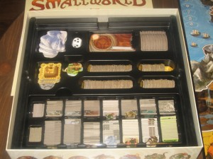 Small World Game Tray