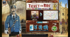 Ticket to Ride (2012) PC/MAC