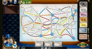 Ticket to Ride Routes
