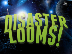 Disaster Looms! Preview: 2-4 Players