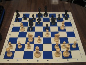Chess: 2 Players, Ages 6+, Play Time Varies