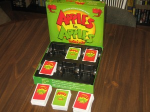Apples to Apples (Junior Edition): 4-10 Players, Ages 7+,