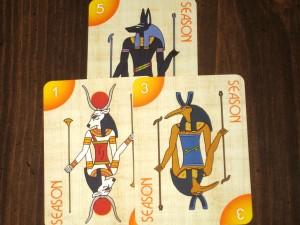 Nile DeLuxor Season Cards