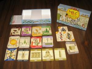 Nile DeLuxor Components