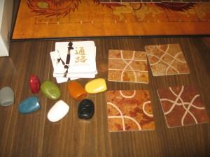 Tsuro Components