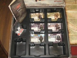 Summoner Wars Game Tray