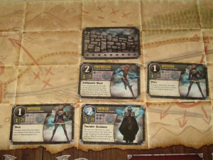 Summoner Wars Cards