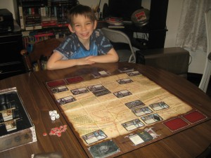 Summoner Wars Setup
