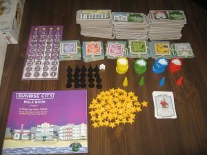 Sunrise City Components