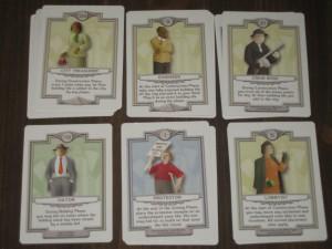 Sunrise City Role Cards