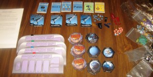 Disaster Looms! Prototype Components