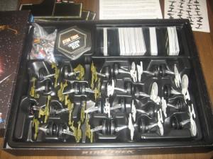 Star Trek Fleet Captains Game Tray