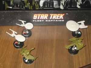 Star Trek Fleet Captains Ships