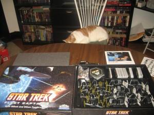 Star Trek Fleet Captains Components