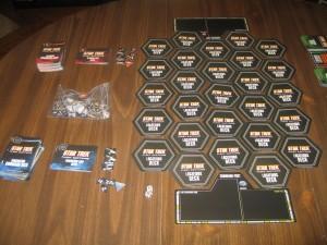 Star Trek Fleet Captains Playing Field