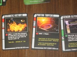 Star Trek Fleet Captains Command Cards