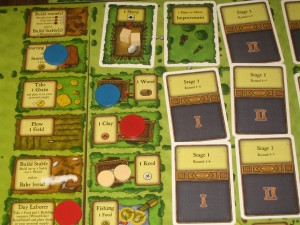 Agricola Actions