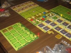 Agricola Setup