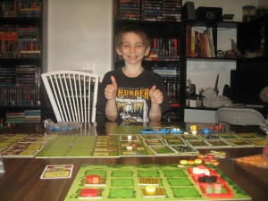 Agricola Review