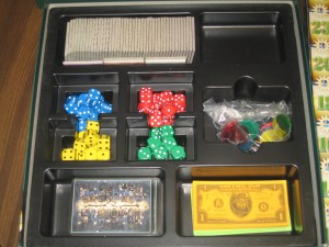Lords of Vegas Tray Insert