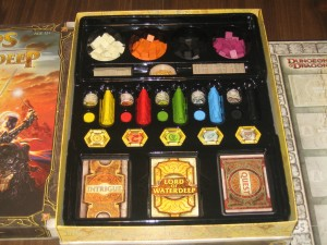 Lords of Waterdeep Box Insert