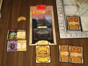 Lords of Waterdeep Player Setup