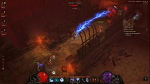 Diablo III Lightning