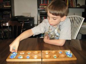 Mancala Gameplay