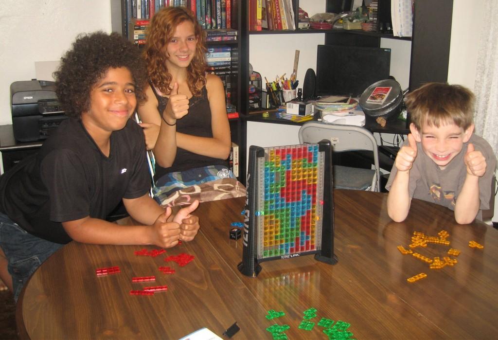 Tetris Link Review