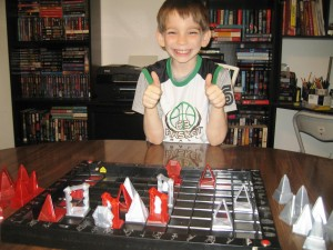 Khet Board Game Review